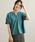 ViS(ビス)の「【Silky smooth touch】【前後2WAY】袖ねじれプルオーバー(Tシャツ/カットソー)」|詳細画像
