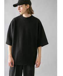 <monkey time> BIAS WAFFLE MOCK T/Tシャツ