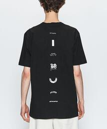 <STAMPD> Core Logo Stack T/Tシャツ