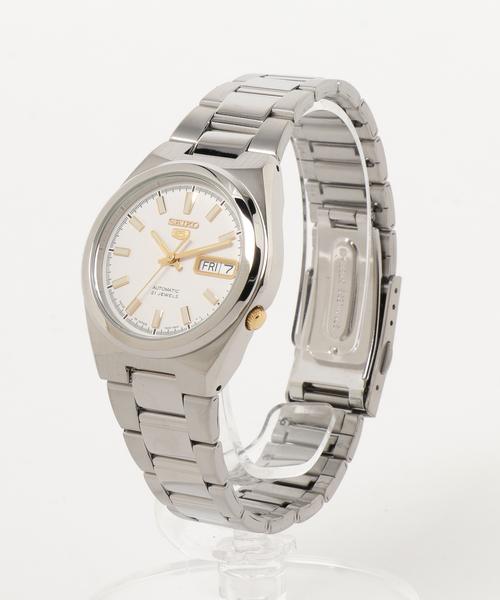 SEIKO セイコー /SEIKO5 自動巻きメタルバンド 腕時計 SNKC47J1 SNKC51J1 SNKC55J1