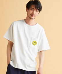 Lee(リー)のLEEスマイリーT(Tシャツ/カットソー)