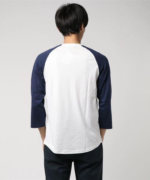 :ツインロールグログランTシャツ 7S