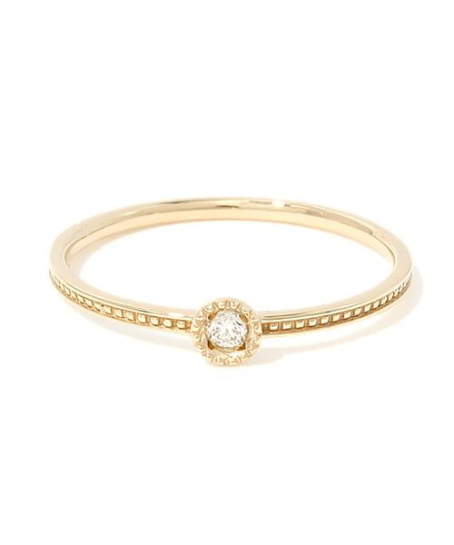 想像を超えての K10YGレイヤード ダイヤモンド リング(リング) ダイヤモンド|ete(エテ)のファッション通販, CAROL 米ぬか配合うんち袋専門店:1cadf56e --- tsuburaya.azurewebsites.net