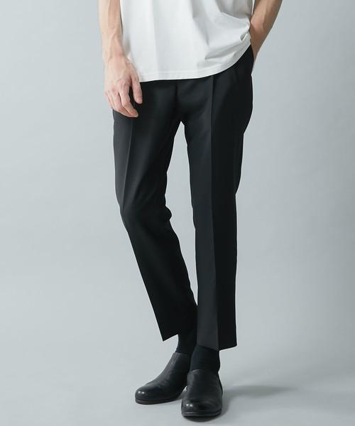 熱販売 【marka】ツータックスリムテーパードフィットパンツ(パンツ)|markaware(マーカウェア)のファッション通販, 活ほたて本舗:faf9a563 --- blog.buypower.ng