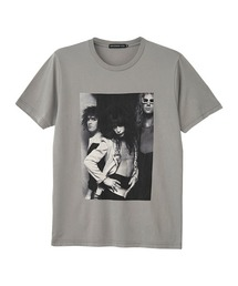 NEW YORK DOLLS/NYD 1973 Tシャツカーキ