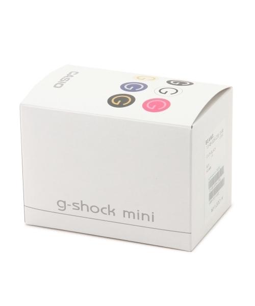 "g-shock mini / ""GMN-500G-1BJR"""