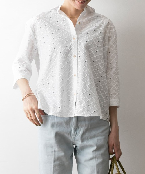 Sacre Coeur×URBAN RESEARCH 別注SIMONE SHIRTS