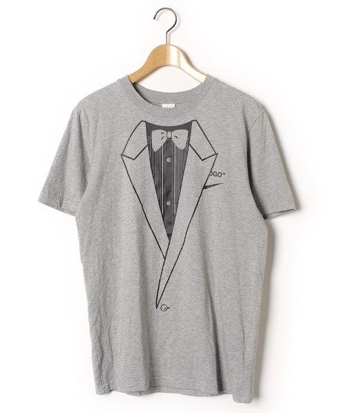 激安本物 【ブランド古着】半袖Tシャツ【nike コラボ】(Tシャツ/カットソー) off off white(オフホワイト)のファッション通販 - USED, 【当店限定販売】:9eb2b50f --- dpu.kalbarprov.go.id