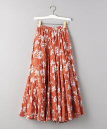 <MARIHA(マリハ)>フラワー ロングスカート