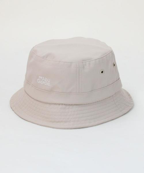 <ABU GARCIA> W/P BUCKET HAT/バケットハット
