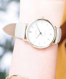 COLLAGE GALLARDAGALANTE(コラージュガリャルダガランテ)の【WEB限定】MIDIUMフェイスウォッチ(腕時計)