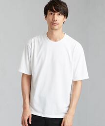 MC ○ACT-DRY ヘムコードクルー SS Tシャツ <機能性生地 / 吸水速乾>