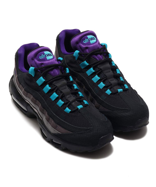 NIKE AIR MAX 95 LV8 (BLACKCOURT PURPLE TEAL NEBULA) ?SP?