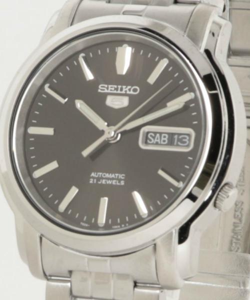 春新作の SEIKO セイコー/ SEIKO5 SNKK67K1 自動巻きメタルベルト 腕時計 SNKK65K1 SNKK67K1/ SNKK71K1(腕時計) SEIKO5|SEIKO(セイコー)のファッション通販, ホライゾンアスリート:dadb7128 --- hundefreunde-eilbek.de