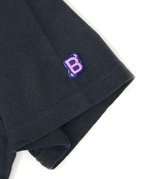 PINEAPPLE BETTY'S パイナップルベティーズ/ 半袖ポケットTシャツ PBT-012