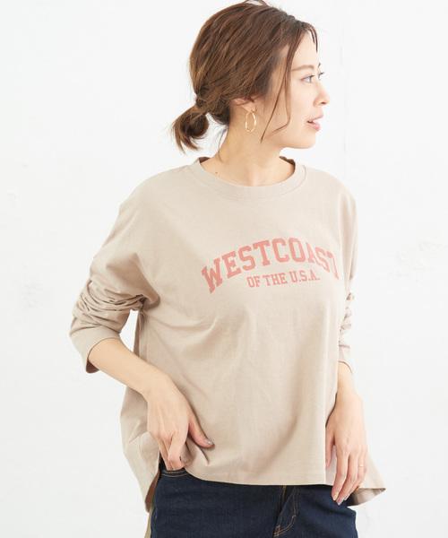 WESTCOASTカレッジTEE