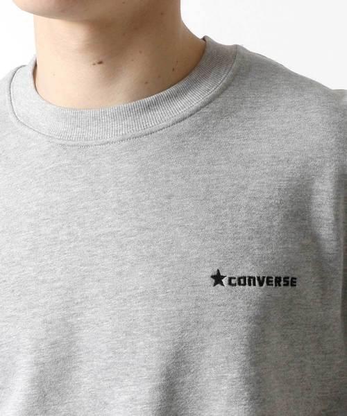 CONVERSE/コンバース プルオーバークルースウェット