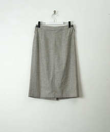 HERMES(マルジェラ期)。 / Virgin Wool x Cashmere Skirt(スカート)
