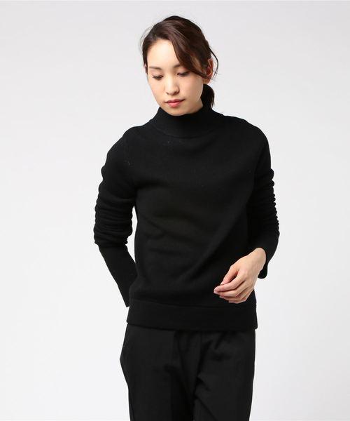 魅力的な価格 【セール】 cuff【ELIN】Ribbed cuff knit(Tシャツ/カットソー)|ERIN(エリン)のファッション通販, 生活雑貨all:36ef3086 --- fahrservice-fischer.de