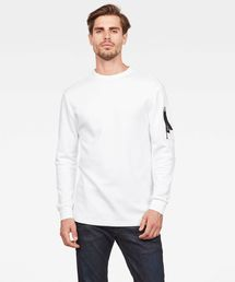 G-STAR RAW(ジースターロゥ)のStalt Relaxed T-Shirt(Tシャツ/カットソー)