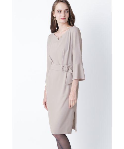 美しい ◆フレアスリーブワンピース(ワンピース)|PINKY&DIANNE(ピンキーアンドダイアン)のファッション通販, A.BOMBER:db9d336b --- 5613dcaibao.eu.org
