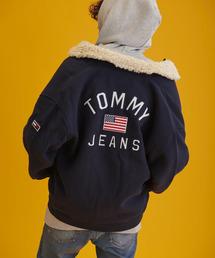 TOMMY JEANS(トミー ジーンズ)のバック ロゴ トラック ジャケット(ブルゾン)