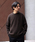 JOURNAL STANDARD(ジャーナルスタンダード)の「【YAK WOOL BLEND】 アッシュクニットクルーネック #(ニット/セーター)」|詳細画像