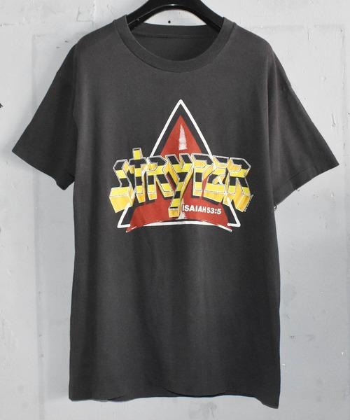 【ヴィンテージ古着】80's Stryper/ストライパー 'To Hell With The Devil' Tシャツ