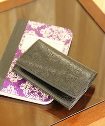 【別注】<TEMPESTI (テンペスティ)>カードケース W