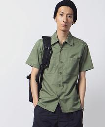 FREAK'S STORE(フリークスストア)のヴィンテージ加工ワークシャツ(シャツ/ブラウス)