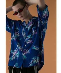 MONKEY TIME(モンキータイム)の<monkey time> OVERSIZED ALOHA SHIRT/アロハシャツ ◆(シャツ/ブラウス)
