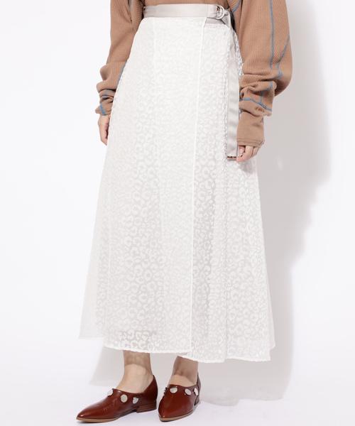 【まとめ買い】 【セール セール,SALE,ROSE】(CREOLME)レオパードベロアオパールレイヤードスカート(スカート) CREOLME(クレオルム)のファッション通販, ラッピンググッズショップ:091b3688 --- kredo24.ru