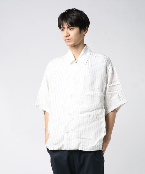 【 開梱 設置?無料 】 ST/ Wide Shirt Shirt Wide/ STワイドシャツ(シャツ/ブラウス)|ALDIES(アールディーズ)のファッション通販, ブランド古着のフールズジャッジ:b5369442 --- skoda-tmn.ru