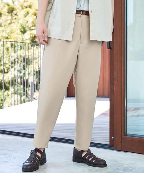 ルーズシルエットイージースラックスEMMA CLOTHES 2021SS(セットアップ対応)
