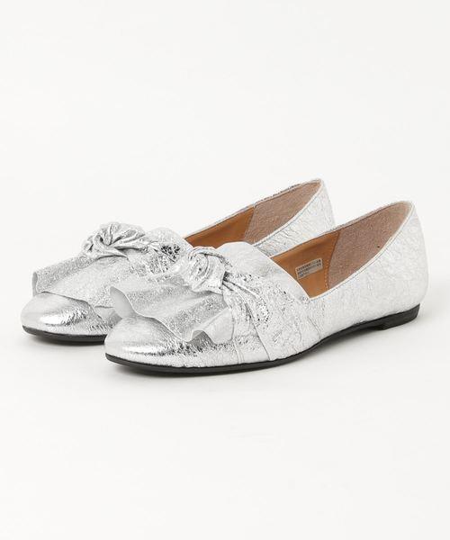 美品  【セール】【INTER-CHAUSSURES】クロスリボンデザインローヒールパンプス (I71025)(パンプス)|inter-chaussures(インターショシュール)のファッション通販, Scraps:bb506e04 --- fahrservice-fischer.de