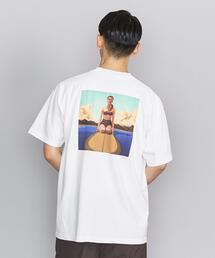 【別注】 <TYLERWARREN> PRINT T2/Tシャツ