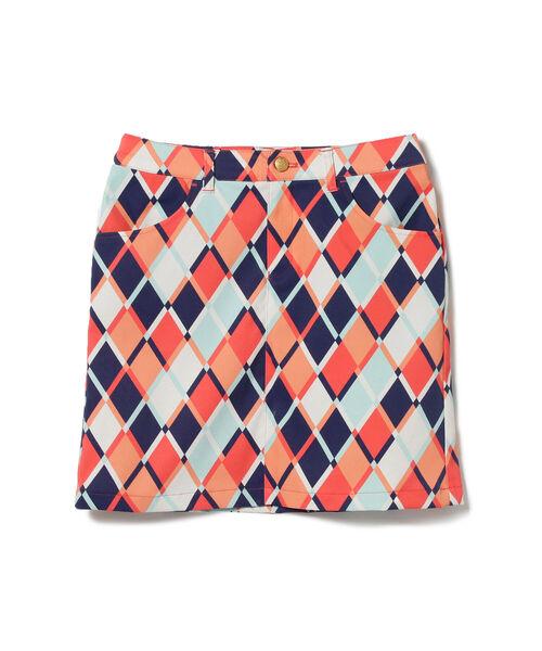 【海外限定】 BEAMS LABEL GOLF PURPLE BEAMS LABEL/ PURPLE アーガイル柄 スカート(スカート)|BEAMS GOLF(ビームスゴルフ)のファッション通販, under basic:bd3bbae0 --- michaelvelke.de