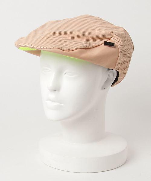 結婚祝い 【セール】NATURAL LEATHER LEATHER PROMENARD with JUST FIT(ハンチング PROMENARD/ベレー帽) JUST|MANIERA(マニエラ)のファッション通販, らいぷら:5c39f11d --- fahrservice-fischer.de