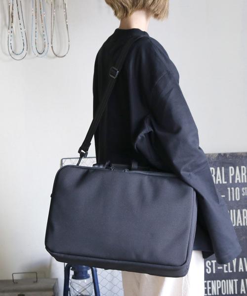 【Un coeur/アンクール】TORO(Ⅱ)  water repellent series 3way bag K908105