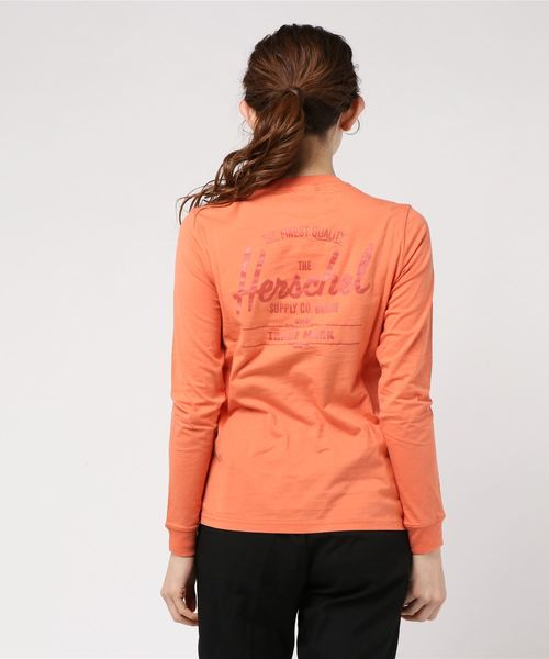 Classic Logo Women's L/S T-Shirts   Size: XS