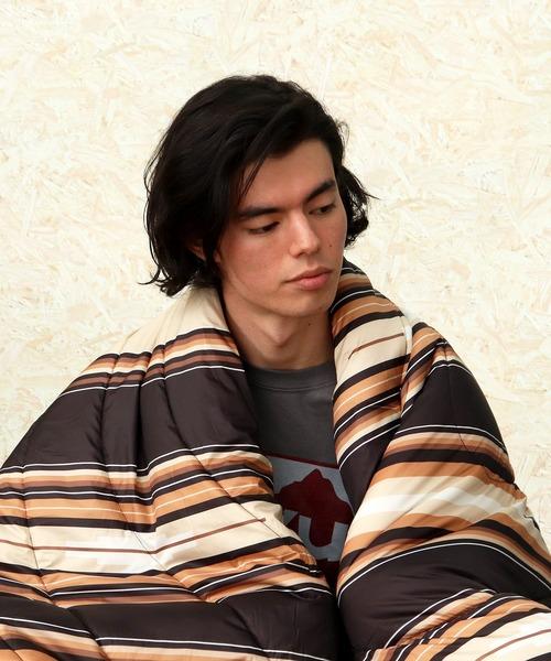 ∴【 Rumpl / ランプル 】Sherpa Puffy Blanket シェルパ パフィー ブランケット