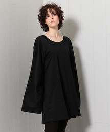 <LEMAIRE>LONG SLEEVE T-SHIRT ONE PIECE/ワンピース.