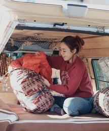 【PENDLETON × YURIE  / ペンドルトン × ユリエ 】DRAW UTILTY BAG ドロー ユーティリティーバッグ エコバッグベージュ