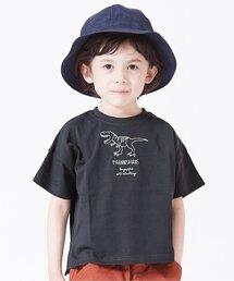 BREEZE(ブリーズ)の6柄恐竜刺繍Tシャツ(Tシャツ/カットソー)