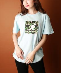 924bd1d8b4ae5 KANGOL(カンゴール)の「 KANGOL  半袖Tシャツ(Tシャツ