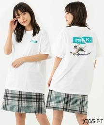 MILKFED.xONE PIECE SS TEE ZORO(Tシャツ/カットソー)