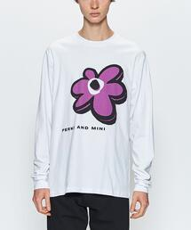 <P.A.M.> VECTOR GES LS TEE/Tシャツ