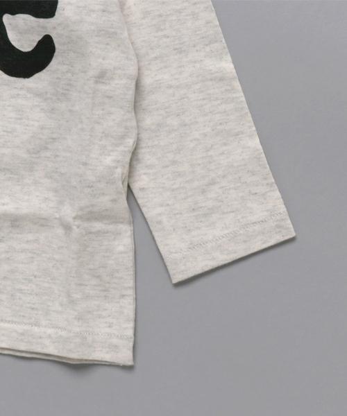 Leeロゴ ロングTシャツ
