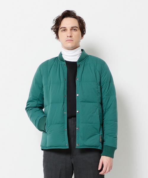 【新発売】 Rib Light Collar Light Jacket/リブカラーライトジャケット【パッカブル仕様】(ダウンジャケット/コート) Collar|YOSOOU(ヨソオウ)のファッション通販, 機援隊:b63afcec --- steuergraefe.de