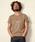 TMT(ティーエムティー)の「【TBSドラマ「凪のお暇」着用】S/SL GAUZE STRETCH JERSEY(AFRO GIRL)(Tシャツ/カットソー)」|ブラウン